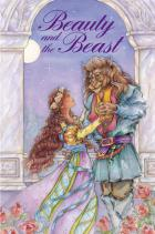 Beauty And The Beast boek met eigen naam